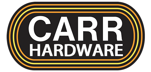 Back to Carr Hardware